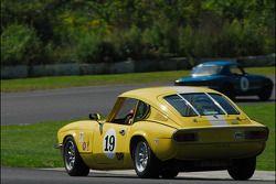 Paul King, 1972 Triumph GT6 Mk3