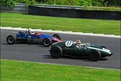 Patrick Malley, 1978 PRS et Rob Burt, 1959 Cooper T51