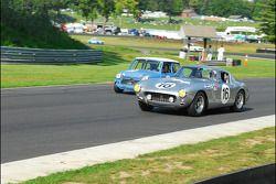Nick Soprano- Ferrari 250 et l'Austin Mini de David Reid