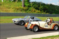 #16- Ferrari 250 de Nick Soprano et la Morgan de Richard Odgers