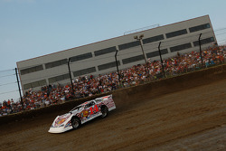 Tony Stewart, dirver of the #14 drives