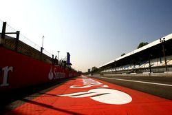 Monza Circuit Atmosphere