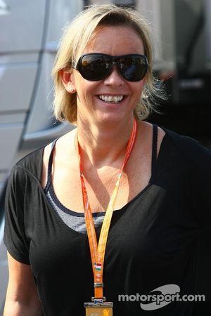Sabine Kehm, Michael Schumacher's press officer