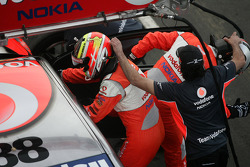 #88 TeamVodafone: Allan Simonsen, James Thompson