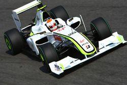 Rubens Barrichello, BrawnGP BGP001
