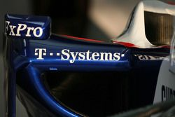 BMW Sauber F1 Team body work