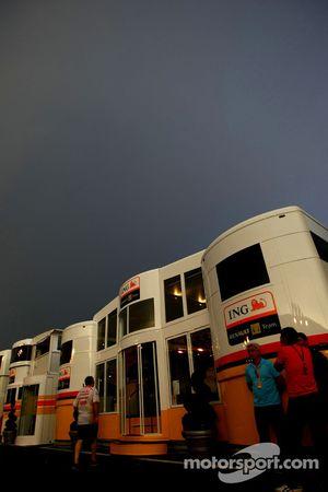 Dark Clouds over Renault F1 Team
