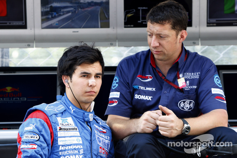 Sergio Pérez, GP2 2009