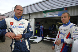 Sébastien Dumez and Laurent Groppi