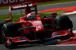 Джанкарло Физикелла, Scuderia Ferrari