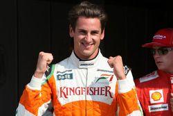 Второе место - Адриан Сутиль, Force India F1 Team