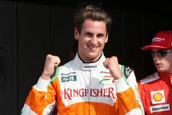 2. Adrian Sutil, Force India F1 Team