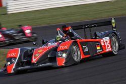 #15 Kolles Audi R10 TDI: Christijan Albers, Christian Bakkerud