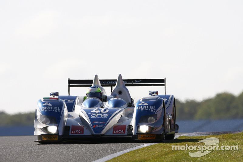 Saison 2009 - LMP2