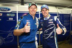 Steve Richards et Mark Winterbottom prennent la pole à Phillip Island