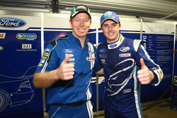 Steve Richards and Mark Winterbottom take pole for the L&H 500 at Phillip Island