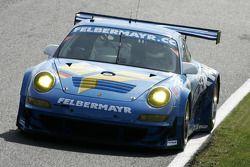 La Proton Porsche 997 GT3 RSR N°77 : Marc Lieb, Richard Lietz, Horst Felbermayr Sr.