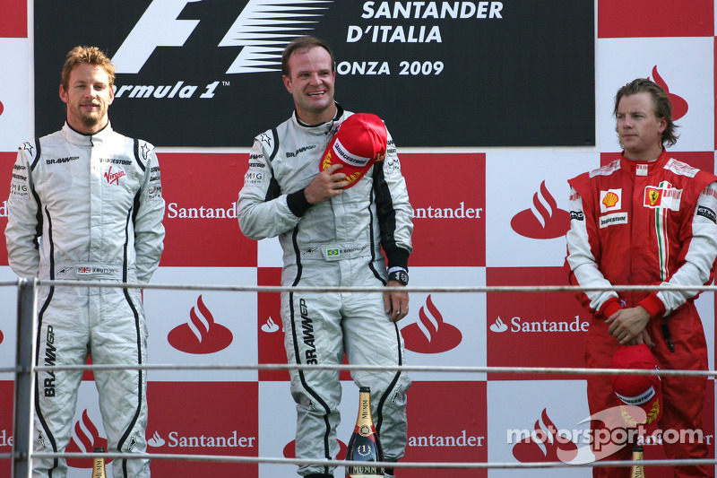 2009: Rubens Barrichello, Brawn-Mercedes BGP 001
