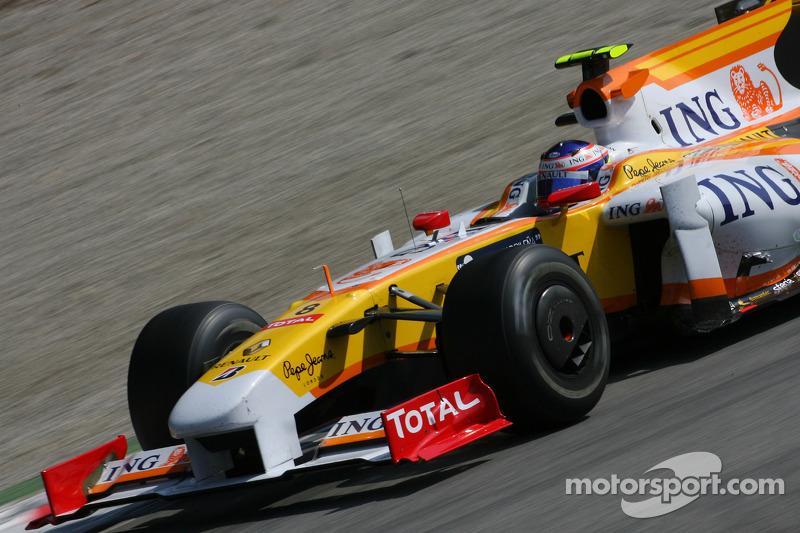 Romain Grosjean (depuis 2009)