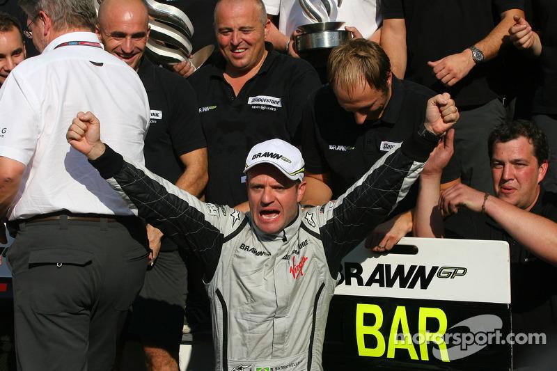 E na Itália, a última vitória de um brasileiro na Fórmula 1.