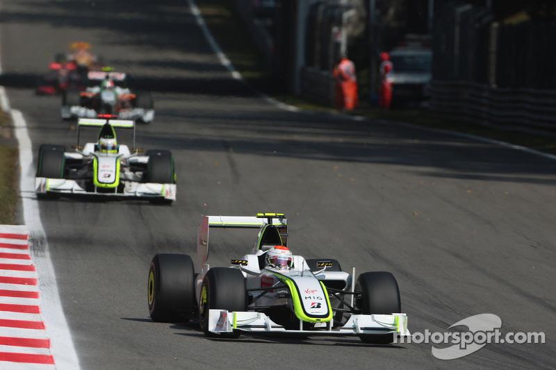 A última vitória de Barrichello na F1 foi no GP da Itália de 2009.
