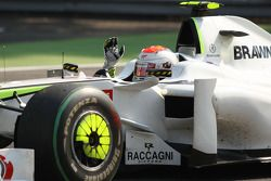1. Rubens Barrichello, Brawn GP, Brawn BGP 001