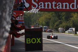 Nico Hulkenberg remporte le championnat GP2 2009