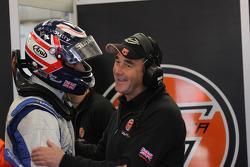 Greg Mansell and Nigel Mansell