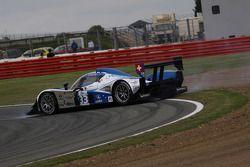 Spin for #33 Speedy Racing Team Sebah Lola B08/80 Coupé - Judd: Jonny Kane, Benjamin Leuenberger, Xavier Pompidou