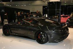 Carbon fibre Aston Martin