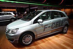 Mercedes Blue Zero Fcell