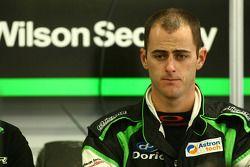 #333 Wilson Security Racing: David Wall