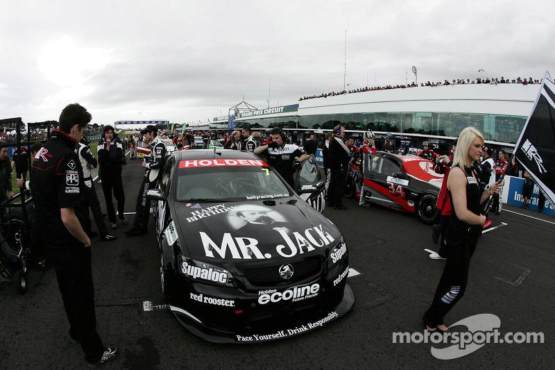 7 Jack Daniel 39 S Racing Todd Kelly Rick Kelly At Phillip