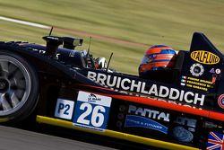 #26 Bruichladdich Bruneau Radical SR9 - AER: Pierre Bruneau, Tim Greaves, Francesco Sini