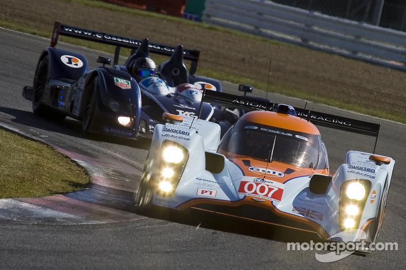 Saison 2009 - LMP1