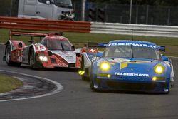 #88 Team Felbermayr - Proton Porsche 997 GT3 RSR: Christian Ried, Horst Felbermayr Jr., Francisco Cr