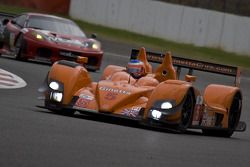 #5 Team LNT Ginetta-Zytek GZ09S: Lawrence Tomlinson, Nigel Mansell, Greg Mansell