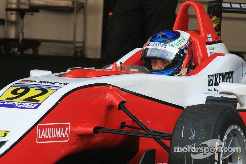 Valtteri Bottas, British F3
