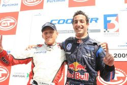 Daniel McKenzie et Daniel Ricciardo