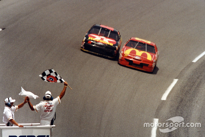 Daytona 1994: Jimmy Spencer vs Ernie Irvan