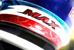 Шлем Макса Ферстаппена, Scuderia Toro Rosso