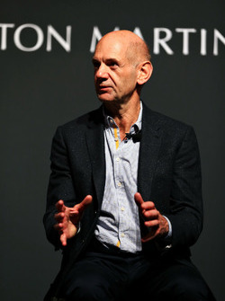 Adrian Newey, Chief Technical Officer Red Bull Racing