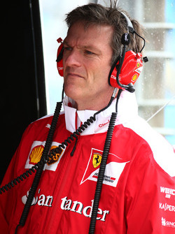 James Allison, Ferrari Chassis Technischer Direktor