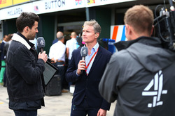 Steve Jones und David Coulthard