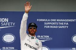 Poleposition für Lewis Hamilton, Mercedes AMG F1 Team