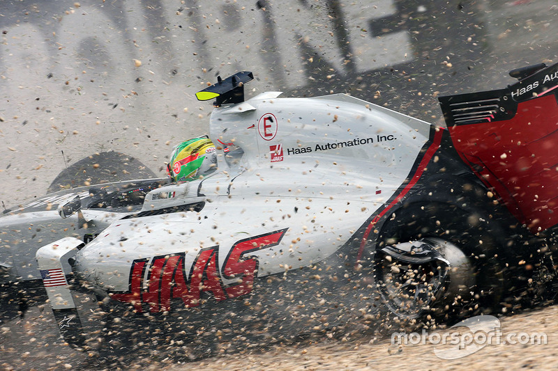 Эстебан Гутьеррес, Haas VF-16
