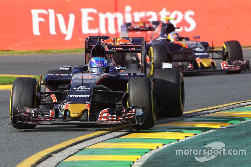 GP Australia 2016. Último desafío a Toro Rosso