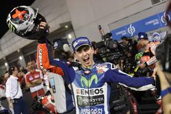 Хорхе Лоренсо, Movistar Yamaha MotoGP, Yamaha в закрытом парке