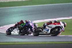 Andrea Dovizioso, Ducati Team, Jorge Lorenzo, Yamaha Factory Racing