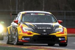 SEAT Léon TCR, RACB National Team